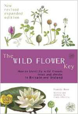 Cover of Francis Rose The Wildflower Key