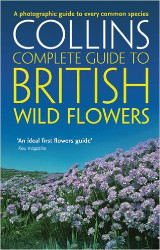 Cover of Paul Sterry Collins Complete Guide: British Wild Flowers