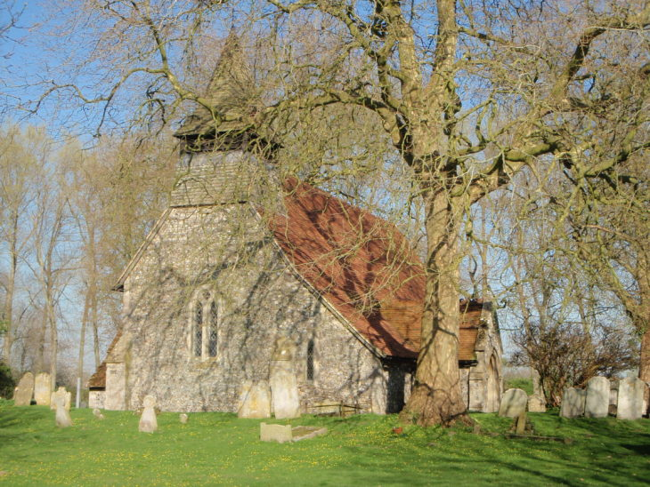 Picture of Apuldram church