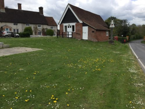 Picture of a village green at Chailey